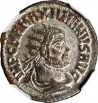 MAXIMIAN, A.D. 286-310. BI Antoninianus (3.68 gms), Antioch Mint, 6th Officina, ca. A.D. 293. NGC MS