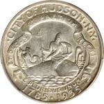 1935 Hudson, New York Sesquicentennial. Unc Details--Tooled (PCGS).