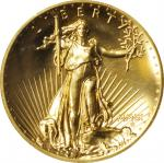 MMIX (2009) Ultra High Relief $20 Gold Coin. Early Releases. MS-70 (NGC).