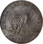 SIERRA LEONE. Penny, 1791. Soho (Birmingham) Mint. George III. PCGS PROOF-62 Gold Shield.