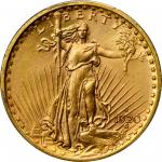 1920-S Saint-Gaudens Double Eagle. MS-64 (PCGS).