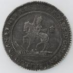 GREAT BRITAIN Charles I チャー儿ズ1世(1625~49) Pound 1642  NGC-XF40 トーン VF+