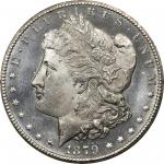 1879-CC GSA Morgan Silver Dollar. Clear CC. MS-64 PL (NGC).