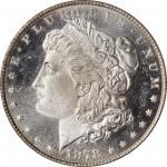 1878-CC Morgan Silver Dollar. MS-64 PL (PCGS). OGH.