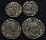 Roman Empire ローマ帝国 Lot of Copper Coin 铜货各种 返品不可 要下见 Sold as is No returns  F~VF