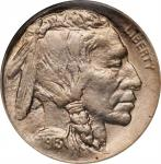 1913 Buffalo Nickel. Type I. MS-64 (ANACS). OH.