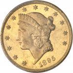 USA République fédérale des États-Unis d'Amérique (1776-à nos jours). 20 dollars Liberty 1895, Phila