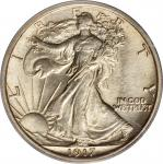 1917 Walking Liberty Half Dollar. MS-64 (PCGS). OGH.