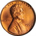 1954 Lincoln Cent. MS-67 RD (NGC).