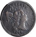 1797自由帽半美分 PCGS VF Details