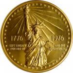 1976年国家两百年奖章 NGC MS 65