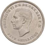 Foreign coins;INGHILTERRA Giorgio VI (1936-1952) Crown 1951 - KM 880 NI (g 28.35)     - FDC;40
