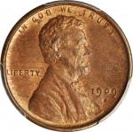 1909-S Lincoln Cent. MS-64 RB (PCGS).