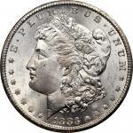 1883-CC GSA Morgan Silver Dollar. MS-66+ (PCGS). CAC.