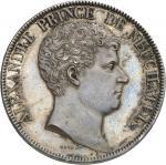 Suisse NEUCHaTEL Alexandre Berthier, Prince de Neuchatel, 1806-1814.