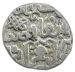 GREAT MONGOLS: Anonymous, ca. 1240s-1260s, AR dirham (2.26g), NM, ND, A-X1977, obverse legend qaan a