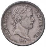 Foreign coins;FRANCIA Napoleone (1804-1814) 2 Franchi 1813 A - Gad. 501 AG (g 10.01) Ex Nomisma 53.