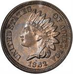 1862 Indian Cent. MS-62 (NGC).