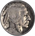1916 Buffalo Nickel. FS-101. Doubled Die Obverse. VG-8 (PCGS). OGH.