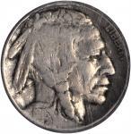 1916 Buffalo Nickel. FS-101. Doubled Die Obverse. VG-8 (PCGS). OGH.