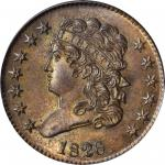 1826 Classic Head Half Cent. C-1. Rarity-1. MS-65 BN (PCGS). CAC.