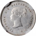 GREAT BRITAIN. Maundy 2 Pence, 1838. London Mint. Victoria. NGC AU-58.