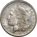 1886-S Morgan Silver Dollar. MS-67 (PCGS). CAC.