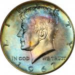 1967 Kennedy Half Dollar. SMS. Specimen-68 (PCGS).