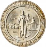 1936-D Columbia, South Carolina Sesquicentennial. MS-66 (PCGS).