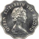 香港1979年两圆样币。