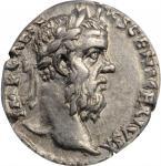 PESCENNIUS NIGER, A.D. 193-194. AR Denarius, Antioch Mint. ANACS EF 45.