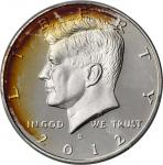 2012-S Kennedy Half Dollar. Silver. Proof-68 Deep Cameo (PCGS).