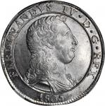 ITALY. Naples & Sicily. 120 Grana, 1805-LD. Ferdinand IV of Bourbon (Second period 1799-1805). NGC M