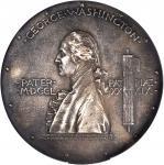 1889年华盛顿就职奖章 NGC MS 65