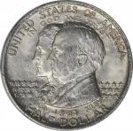 1921 Alabama Centennial. Plain. MS-64 (PCGS).