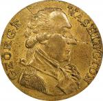 Circa 1793 Washington Success token. First obverse. Musante GW-41, Baker-265A, DeWitt GW 1792-1a. Br