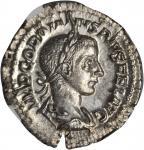 GORDIAN III, A.D. 238-244. AR Denarius (2.83 gms), Rome Mint, ca. A.D. 241.