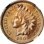 1909-S Indian Cent. MS-64 BN (NGC).