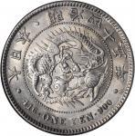 1900-34评级亚洲钱币一组。