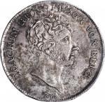 GERMANY. Berg. Cassa Taler, 1807-TS. Dusseldorf Mint. PCGS AU-58 Secure Holder.