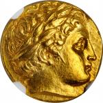 MACEDON. Kingdom of Macedon. Philip III, 323-317 B.C. AV Stater (8.57 gms), Abydos Mint, 323-317 B.C
