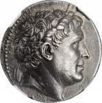 MYSIA. Pergamon. Kingdom of Pergamon. Eumenes I, 263-241 B.C. AR Tetradrachm (16.66 gms), Pergamon M
