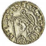 Harold I (1035-40), Penny, Fleur-de-Lis with Pellets type, Oxford, Leofwine, 1.18g, 6h, +HARO-D REX