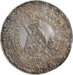 SWEDEN. 2 Riksdaler, ND (1587). Stockholm Mint. Johan III (1568-92). NGC EF-45.