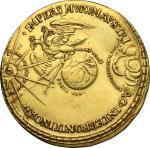 1683奥地利利奥波德金币 近未流通