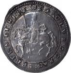 GREAT BRITAIN. Crown, 1644. Exeter Mint. Charles I (1625-49). NGC EF-45.