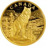 CANADA. 350 Dollars, 2015. ANACS PROOF-70 Deep Cameo.