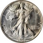 1936-S Walking Liberty Half Dollar. MS-67 (NGC).
