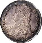 1826 Capped Bust Half Dollar. O-109. Rarity-1. AU Details--Obverse Cleaned (NGC).