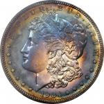 1904 Morgan Silver Dollar. Proof-67+ (PCGS). CAC.